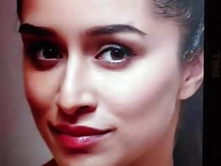 Shraddha Kapoor Cum Tribute #6 With Lube & Sex Toy