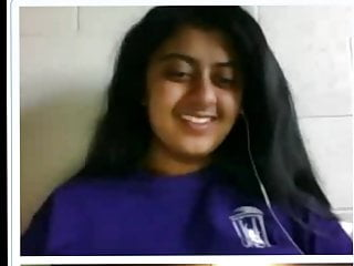 Busty Indian shows tits on chatrandom